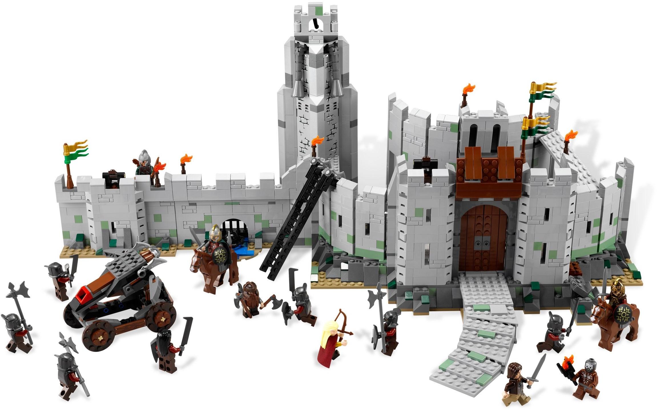Лего властелин колец недорого